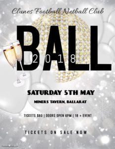CFNC Annual Ball @ The Miners Tavern | Ballarat Central | Victoria | Australia